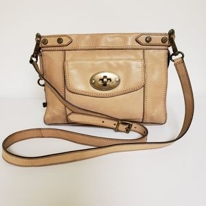 Fossil Leather Crossbody